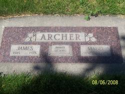 Maud <i>Browning</i> Archer