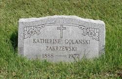 Katherine <i>Golanski</i> Zakrzewski