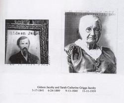 Sarah Catherine <i>Griggs</i> Jacoby