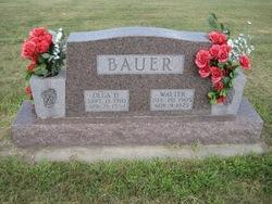 Olga Dorothy <i>Jones</i> Bauer
