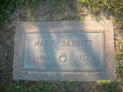 Mary Babbitt