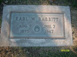 Earl Wade Babbitt