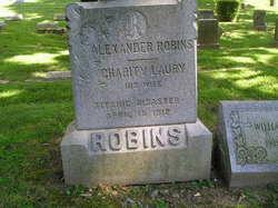 Grace Charity <i>Laury</i> Robins