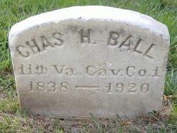 Sgt Charles Henry Ball