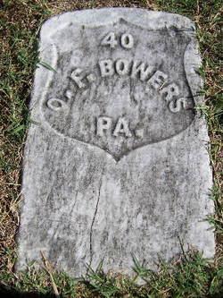 Oscar F. Bowers