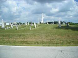 Peru Center Cemetery