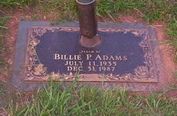 Billie <i>Payne</i> Adams