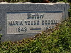 Clarissa Maria <i>Young</i> Dougall