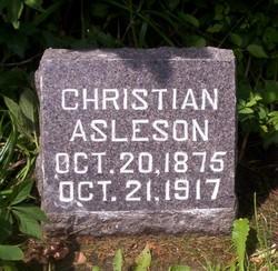 Christian Asleson