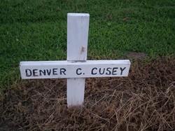 Denver C Cusey