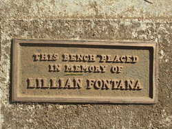 Lillian O. <i>Osterman</i> Fontana