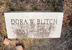 Dora Washington <i>Way</i> Robbins Blitch