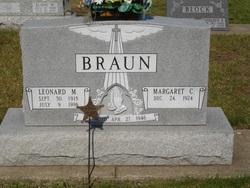 Leonard M Braun