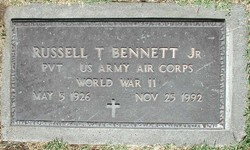 Russell Thomas Bennett