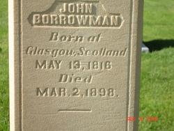 John Borrowman