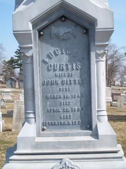Lucinda A <i>Curtis</i> Bittle