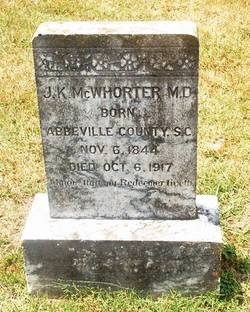 Dr James Kyle McWhorter