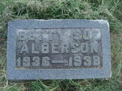 Elizabeth Sue Betty Alberson