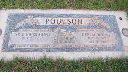 Derral W Doug Poulson