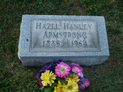 Hazel <i>Hanley</i> Armstrong