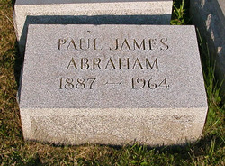Paul James Abraham