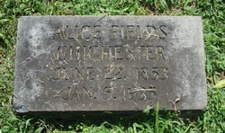 Alice <i>Fields</i> Chichester