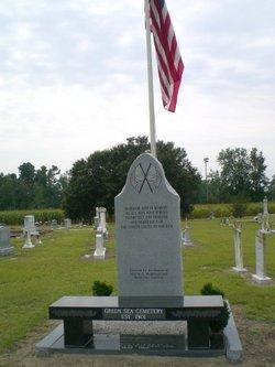 Green Sea Cemetery