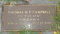 Thomas H.P. Ike Campbell