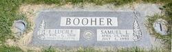 Esther Lucile Lucile <i>Vogler</i> Booher