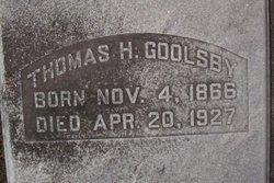 Thomas Harvey Goolsby