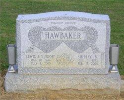 Shirley M <i>Duvall</i> Hawbaker