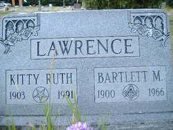 Bartlett M Bart Lawrence