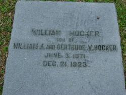 William Hocker