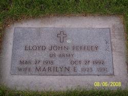 Lloyd John Peffley
