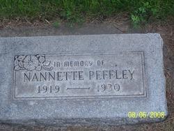 Nannette Peffley