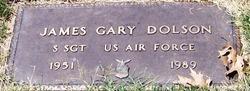 Sgt James Gary Gary Dolson