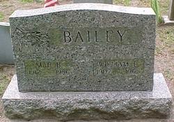 William L Bailey