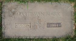 Marie <i>Greenwald</i> Van Mark