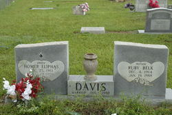 Homer Eliphas Davis
