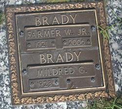 Farmer W. Brady, Jr