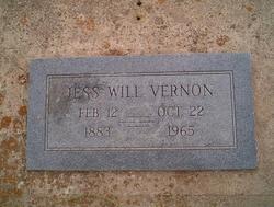 Jess Will/Well Vernon