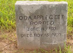 Oda Applegate