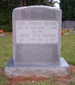 Jackie <i>Coan</i> Broome