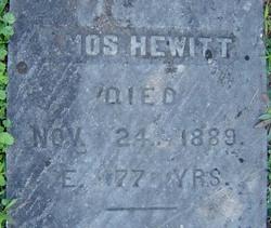 Amos Hewitt