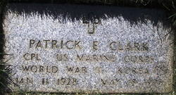 Patrick E Clark
