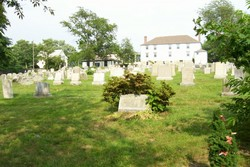 Portsmouth Friends Churchyard