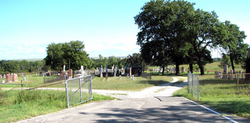 Greyhorse Indian Village Cemetery