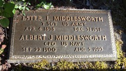 Albert J. Middlesworth