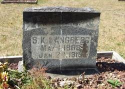 Samuel K. Langberg