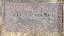 Milton W. Coleman